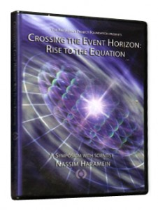 Crossing the Event Horizon - 4 DVD Set